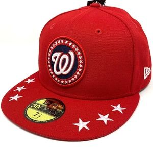 New Era Washington Nationals All-Star Workout Hat